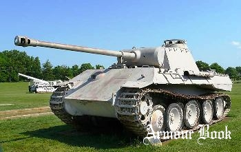 Panther Panzerkampfwagen Mk V [Walk Around]