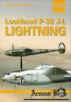 Lockheed P-38 J-L Lightning [Mushroom Yellow Series 6109]