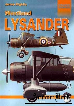 Westland Lysander [Mushroom Orange Series 8103]