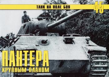 Пантера крупным планом [Танк на поле боя №45]