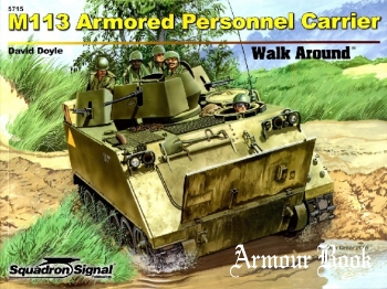 M113 Armored Personnel Carrier [Squadron Signal 5715]