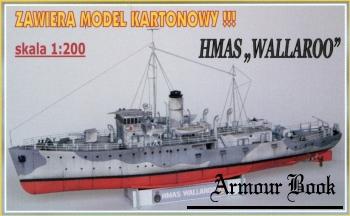HMAS Wallaroo (1/200)