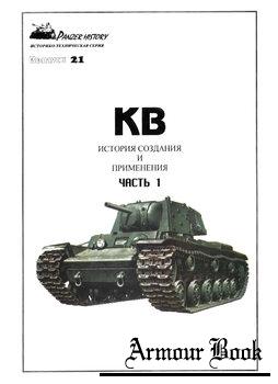 КВ: История создания и применения (Часть 1) [Panzer History №21]