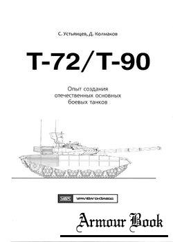 Т72/Т90: Опыт создания отечественных основных боевых танков [УВЗ]