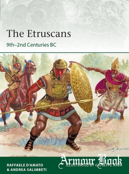 The Etruscans: 9th-2nd Centuries BC [Osprey Elite 223]