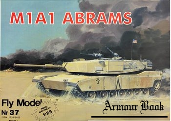 M1 A1 Abrams [Fly Model 037]