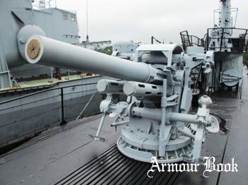 """US 5""""/25 inch Mark 40 Submarine Gun [Walk Around]"""