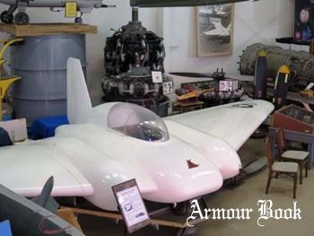 Northrop JB-1 Bat [Walk Around]