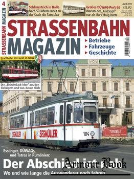 Strassenbahn Magazin 2019-04