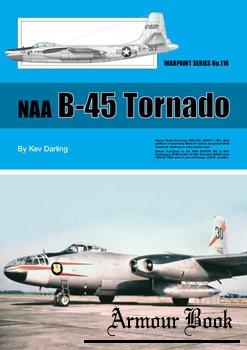 NAA B-45 Tornado [Warpaint №118]