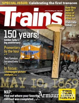 Trains Magazine 2019-05