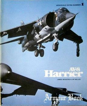 AV-8 Harrier [Aerophile Extra №1]