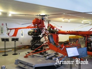 Del Mar Engineering DHT-2 Helicopter Trainer [Walk Around]