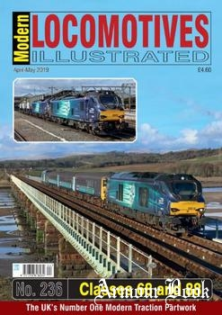 Modern Locomotives Illustrated 2019-04/05