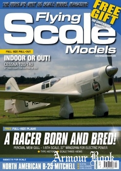 Flying Scale Models 2019-04
