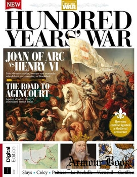 History of War: Book of the Hundred Years' War [Imagine Publishing]