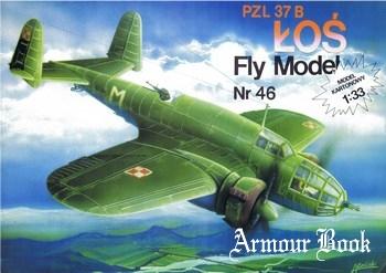 "PZL P-37B ""Los"" [1-е издание Fly Model 046]"
