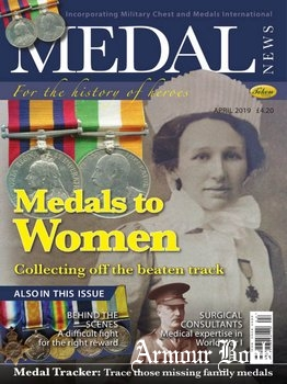 Medal News 2019-04