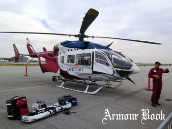 Eurocopter EC145 [Walk Around]