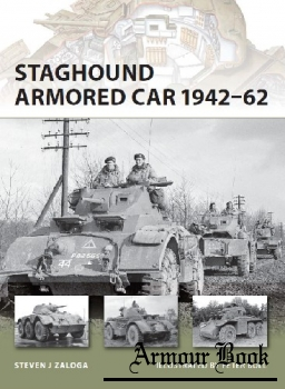 Staghound Armored Car 1942-1962 [Osprey New Vanguard 159]