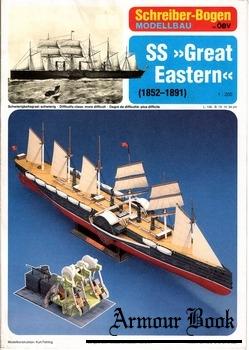 SS Great Eastern [Schreiber-Bogen 72449]