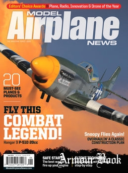 Model Airplane News 2019-06