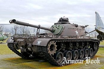 M48 Patton Medium Tank [Walk Around]