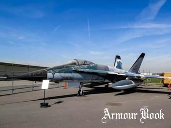 Northrop YF-17 Cobra [Walk Around]