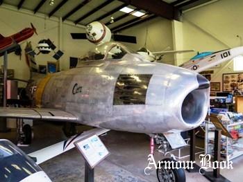 North American F-86F-30NA Sabre [Walk Around]