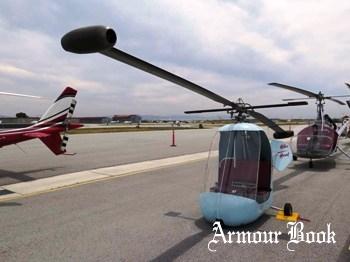 Hiller HJ-1 Hornet [Walk Around]