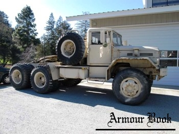 M123A1C, Truck, Tractor 10 ton, 6x6 [Walk Around]