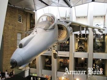 BAe Harrier GR.9 [Walk Around]