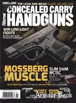 Conceal & Carry Handguns -  Summer 2019