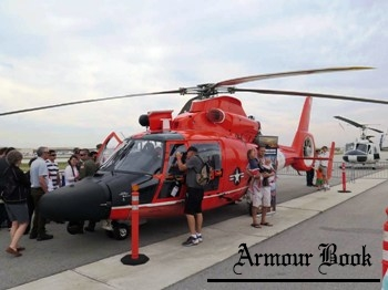 Eurocopter MH-65D Dolphin [Walk Around]