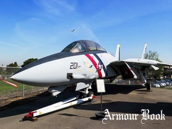 Grumman F-14A Tomcat [Walk Around]