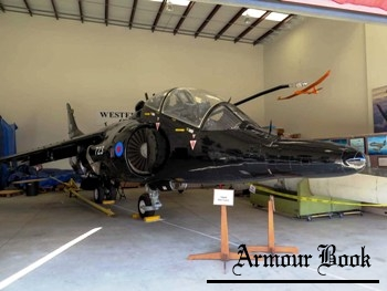 BAE Harrier T.4 [Walk Around]