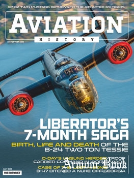 Aviation History 2019-07 (Vol.29 No.06)