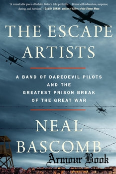 The Escape Artists [Houghton Mifflin Harcourt]