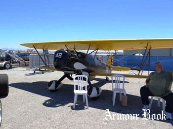 Curtiss P-6 Hawk [Walk Around]