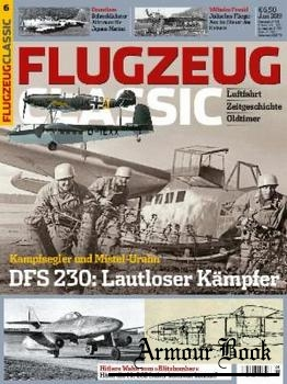 Flugzeug Classic 2019-06