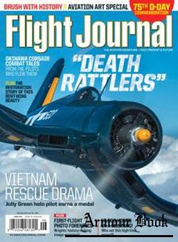 Flight Journal 2019-06