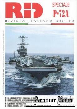 Rivista Italiana Difesa 2019-05