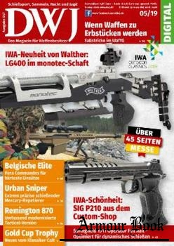 DWJ - Magazin fur Waffenbesitzer 2019-05