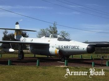 Northrop F-89J-NO Scorpion [Walk Around]