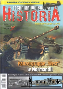 Technika Wojskowa Historia Numer Specjalny 2019-02 (44)