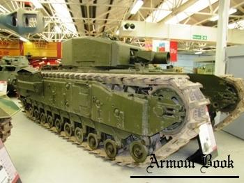 Churchill Mk.III AVRE [Walk Around]