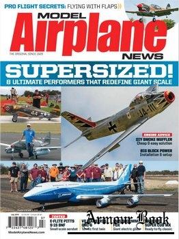 Model Airplane News 2019-07