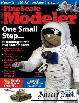 FineScale Modeler 2019-07 (Vol.37 No.06)
