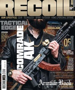 Recoil - Issue 43 2019