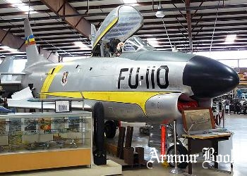 North American F-86L Sabre Dog [Walk Around]